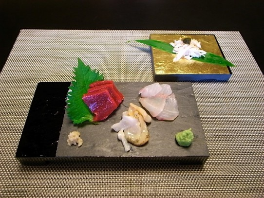 Plats en pierre d'Ogatsu